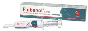 FLUBENOL GATOS 9 ML