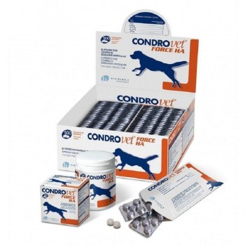 CONDROVET FORCE HA 500 cpds
