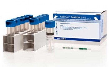 FASTEST GIARDIA 10TEST