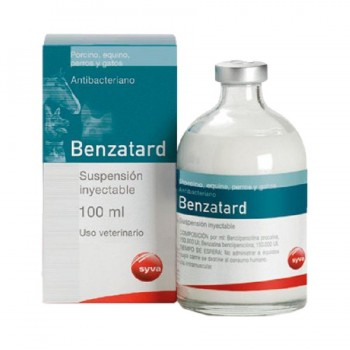 BENZATARD 100 ML INY.