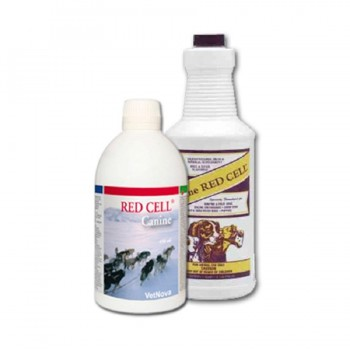 RED CELL PERROS 946 ML.