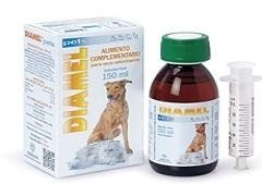 DIAMEL PET solución oral 150 ml