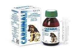 CARMINAL PET solución oral 150 ml