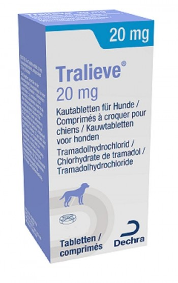 TRALIEVE 50 MG/ML iny 10 ml