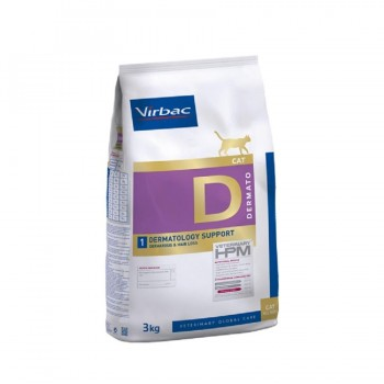 D1CAT DERMATOLOGY SUPPORT 3 KG.