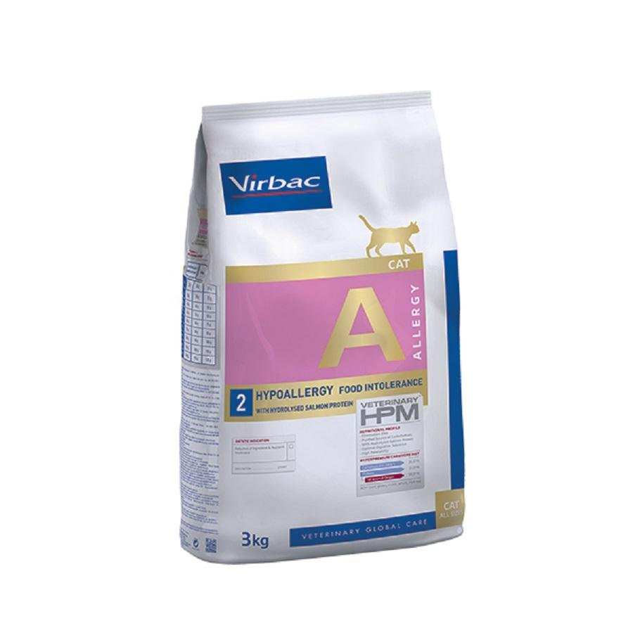 A2CAT ALLERGY HIPOALLERGENIC 3 KG