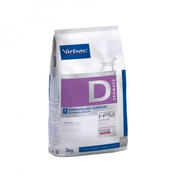 D1DOG DERMATOLOGY SUPPORT 3 KG.