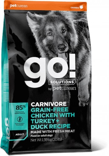 GOPERRO CARNIVORE GF Chicken, Turkey + Duck