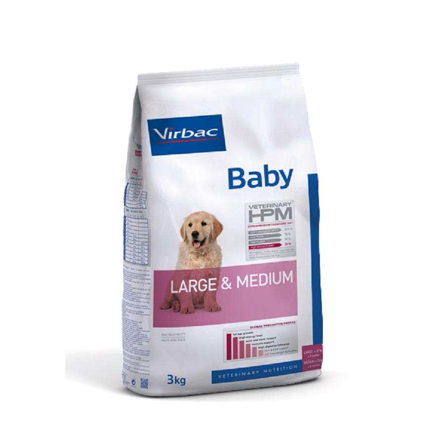 HPM CANINE BABY LARGE MEDIUM