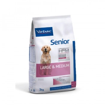 HPM CANINE SENIOR LARGE MEDIUM
