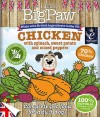 LBPDOG 7X390 grs Chicken with Spinach, Sweet Pots & Pep