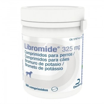 LIBROMIDE 325 MGS CPDS