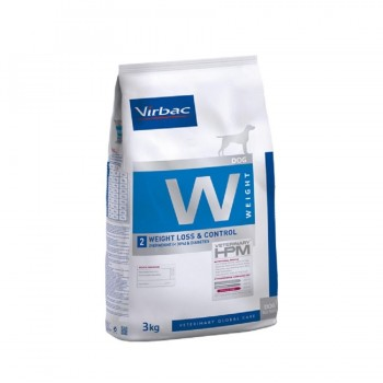 W2DOG WEIGHT LOSS CONTROL 3 KG.