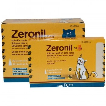 ZERONIL GATO PIPETAS